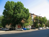 Krasnodar, Suvorov st, house 151. Apartment house