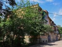 Краснодар, проезд Нефтезаводской 2-й, дом 4. многоквартирный дом