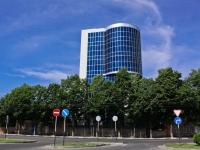 Краснодар, улица Индустриальная, дом 3А. офисное здание