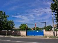 Краснодар, улица Индустриальная, дом 5. офисное здание