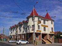 """Краснодар, улица Индустриальная, дом 9. гостиница (отель) """"Баден"""""""