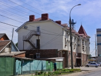 "Krasnodar, hotel ""Баден"", Industrial'naya st, house 9"