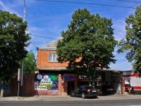 Краснодар, улица Индустриальная, дом 51. гостиница (отель)