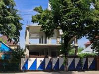 Краснодар, улица Индустриальная, дом 77. строящееся здание