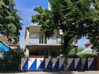 Krasnodar, Industrial'naya st, house 77. building under construction