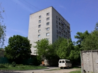Krasnodar, 1st Maya st, house 97. Apartment house