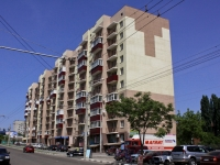 Краснодар, улица 1 Мая, дом 186. многоквартирный дом