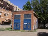 Краснодар, улица 1 Мая. хозяйственный корпус