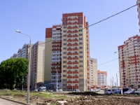 Krasnodar, Averkiev st, house 4. Apartment house