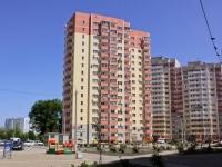 Краснодар, улица Аверкиева, дом 4. многоквартирный дом