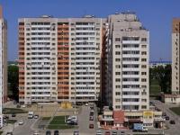 Краснодар, улица Аверкиева, дом 10. многоквартирный дом
