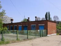 Краснодар, улица Российская. хозяйственный корпус