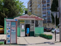 Краснодар, улица Российская, рынок