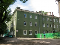 Краснодар, улица Гудимы, дом 55. общежитие № 2 Монтажного Техникума, ГОУ