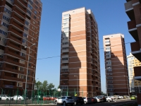 Краснодар, улица Кожевенная, дом 42. многоквартирный дом