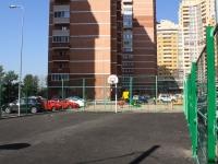 Краснодар, улица Кожевенная. корт