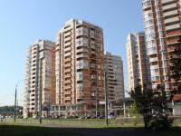 Краснодар, улица Кожевенная, дом 54/2. многоквартирный дом