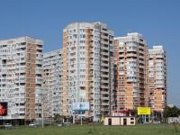 Краснодар, улица Кожевенная, дом 56. многоквартирный дом