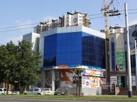 Краснодар, улица Филатова, дом 64. многофункциональное здание