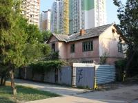Краснодар, улица Филатова, дом 23. неиспользуемое здание