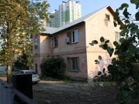 Краснодар, улица Филатова, дом 25. многоквартирный дом