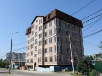 Краснодар, улица Алтайская, дом 17. строящееся здание