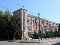 Краснодар, улица Бородина, дом 19. школа №24