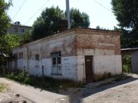 Краснодар, улица Бородина. хозяйственный корпус