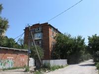 Краснодар, улица Новгородская, дом 27. многоквартирный дом
