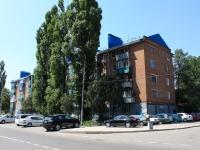 Краснодар, улица Волжская, дом 75. многоквартирный дом
