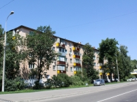 Krasnodar, st Volzhskaya, house 77. Apartment house