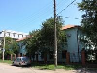 Краснодар, улица Дунайская, дом 60. приют Отделение временного проживания граждан пожилого возраста и инвалидов, Карасунский комплексный центр социального обслуживания населения