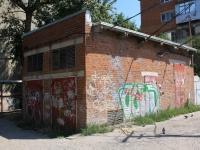 Краснодар, улица Таганрогская. хозяйственный корпус