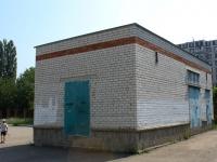 Краснодар, улица Школьная. хозяйственный корпус