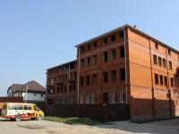 Краснодар, улица Кругликовская. строящееся здание