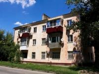 Краснодар, улица Заводская (Западный округ), дом 10. многоквартирный дом