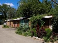 Краснодар, улица Заводская (Западный округ). хозяйственный корпус