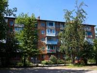 Краснодар, улица Речная, дом 4. многоквартирный дом