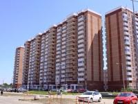 Краснодар, улица Кореновская, дом 61. многоквартирный дом
