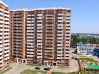 Краснодар, улица Кореновская, дом 63. многоквартирный дом