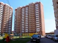 Краснодар, улица Кореновская, дом 71. многоквартирный дом