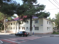 Gelendzhik, Gorky st, house 27. Apartment house