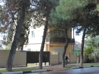 Gelendzhik, Ostrovsky st, house 86. Apartment house