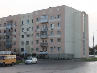 Gelendzhik, Ostrovsky st, house 141. Apartment house