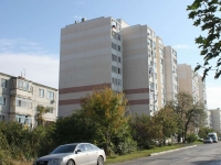 Gelendzhik, Ostrovsky st, house 152. Apartment house