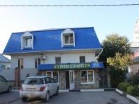 Геленджик, улица Толстого, дом 4. жилой дом с магазином