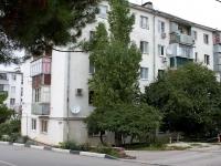 Геленджик, улица Грибоедова, дом 17. многоквартирный дом