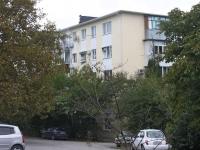 Геленджик, улица Грибоедова, дом 50. многоквартирный дом