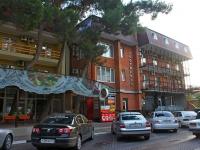 Геленджик, улица Революционная, дом 25А. гостиница (отель)