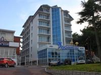 Геленджик, гостиница (отель) Бригантина, улица Революционная, дом 37